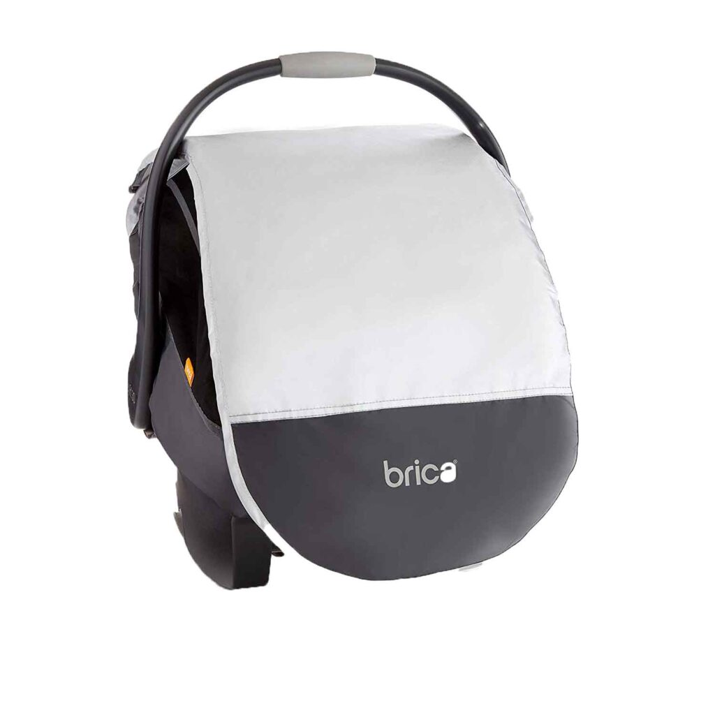 Brica by Munchkin Car Seat Cover