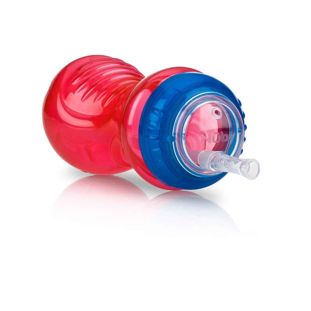 Nuby No-Spill Cup with Flex Straw