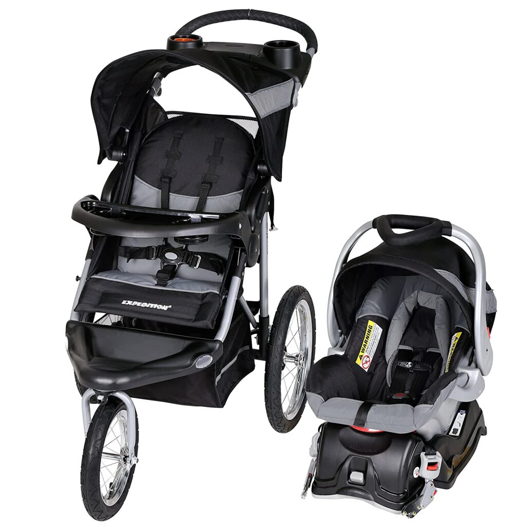 Baby Trend Expedition Jogger Travel System Stroller