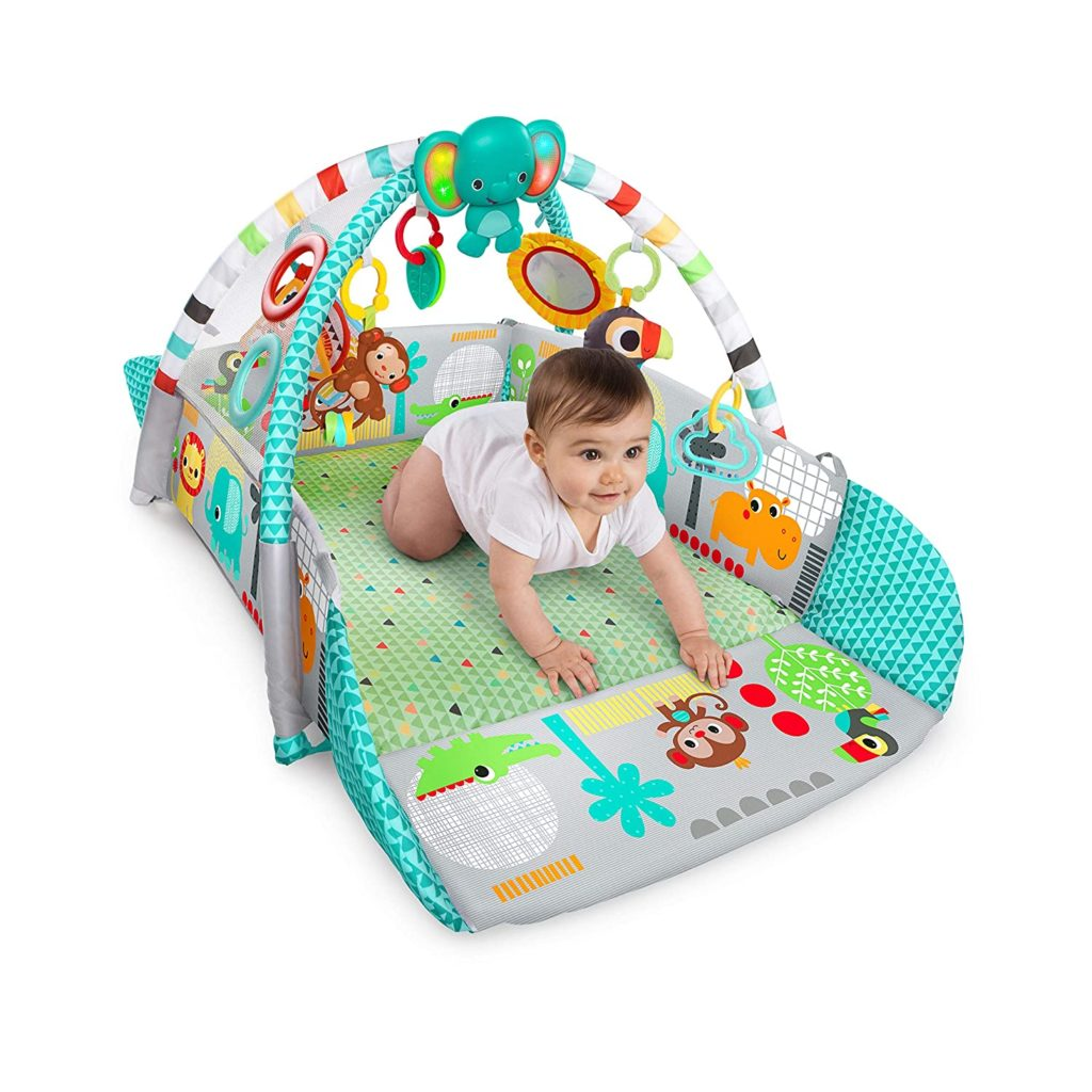 Bright Starts 5-in-1 Your Way Ball Play Activity Gym