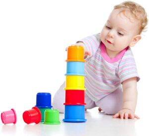 KIDSTHRILL Baby Stacking Cups Toy