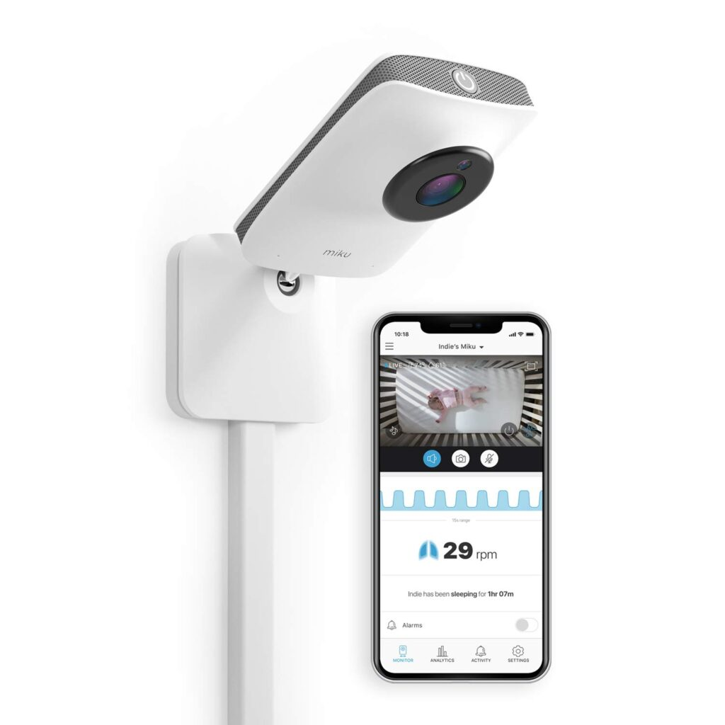 Miku Smart Video Baby Monitor