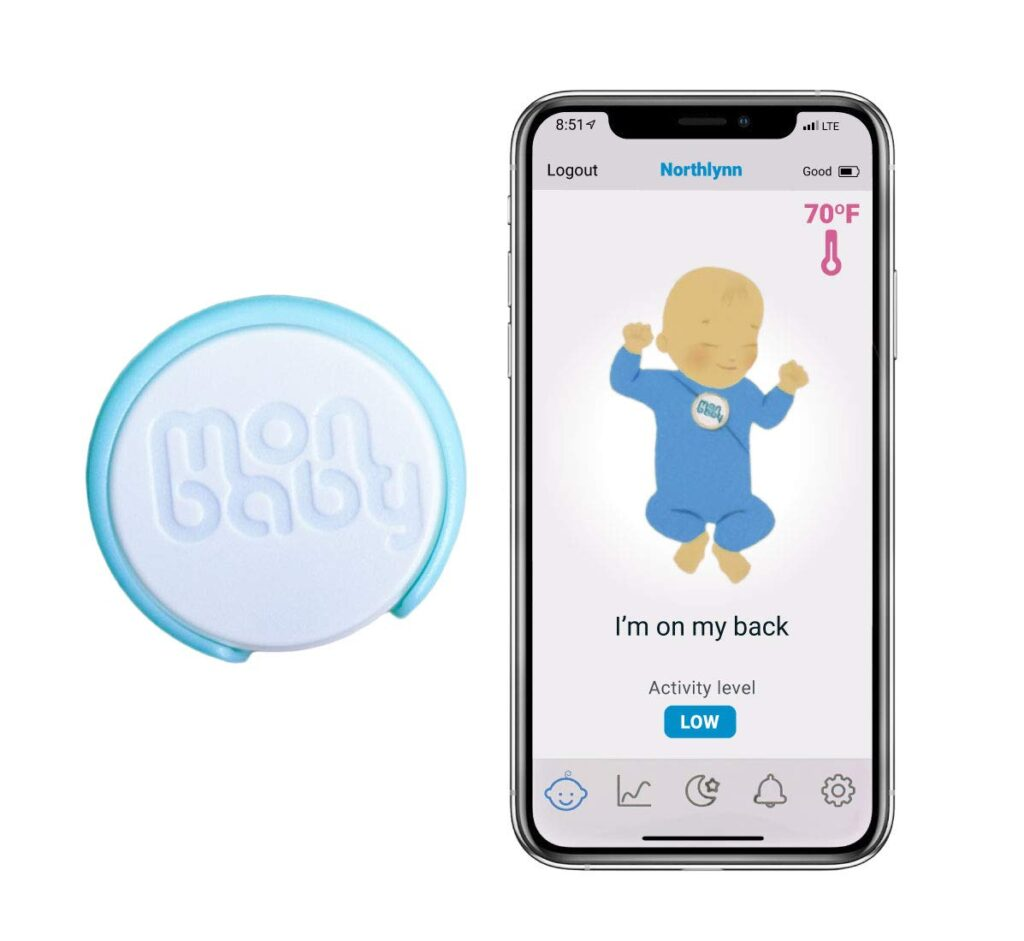 MonBaby (A) Baby Sleep Monitor