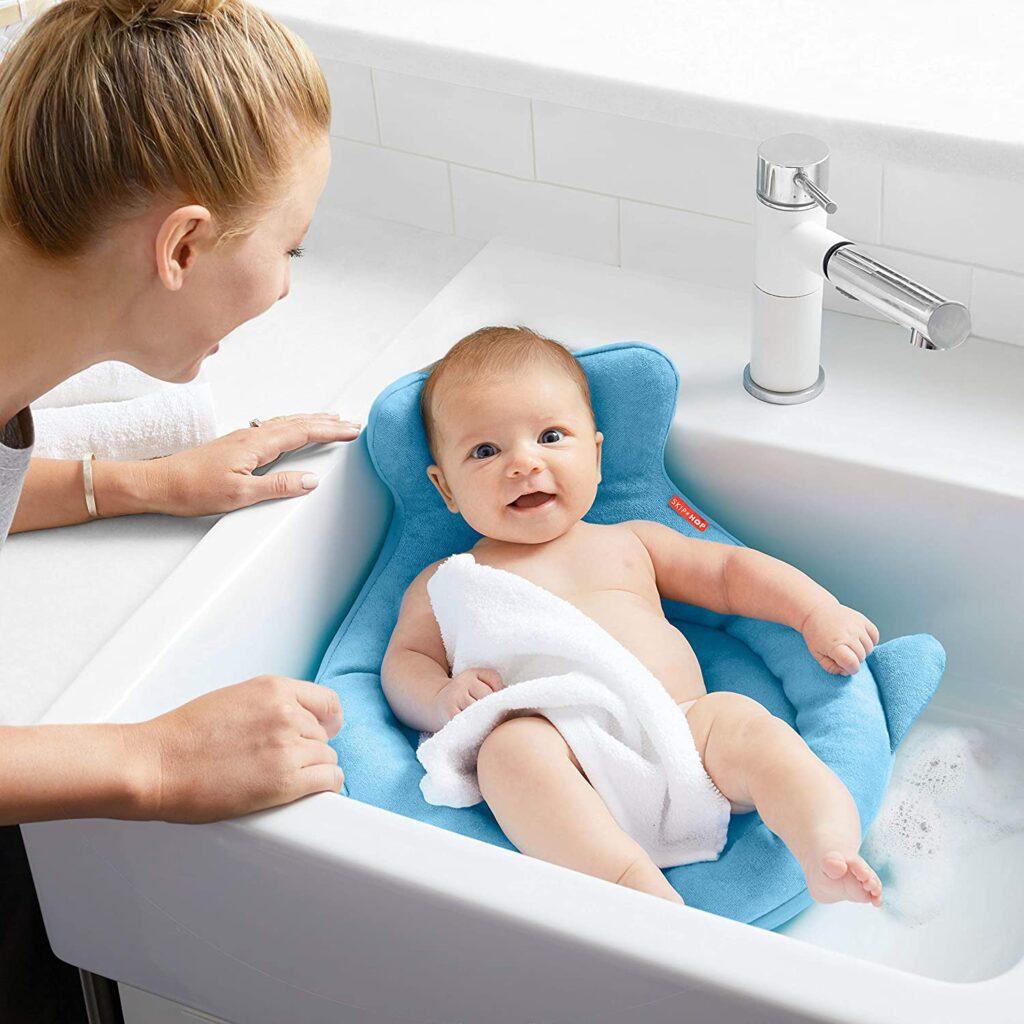 Skip Hop Moby Softspot Sink Infant Bather