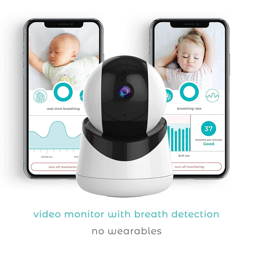 Smartbeat Baby Breathing Monitor